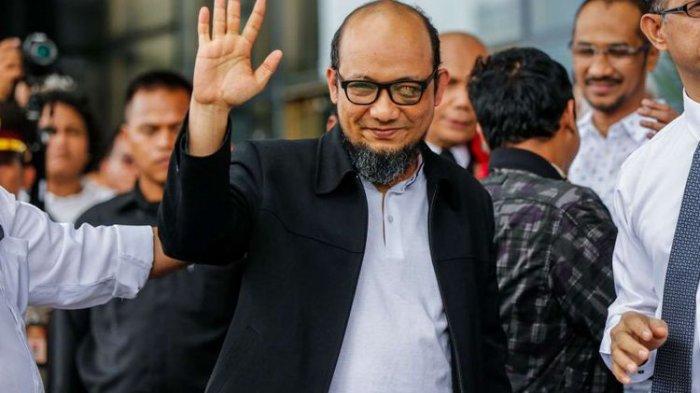 Dipecat, Novel Baswedan Dkk Tak Dapat Pesangon, Hanya Terima Tunjangan dan BPJS Ketenagakerjaan