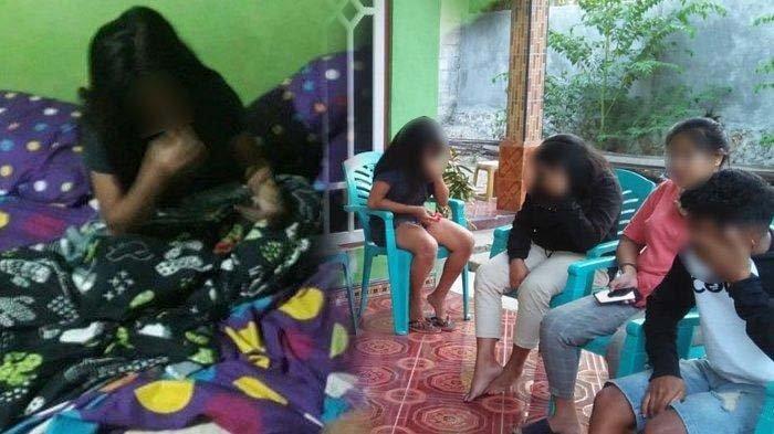 Gelap-gelapan di Kamar Kos, 3 Gadis Kepergok Tidur Sekasur Bareng Pria, Bantah Ada Pesta Seks
