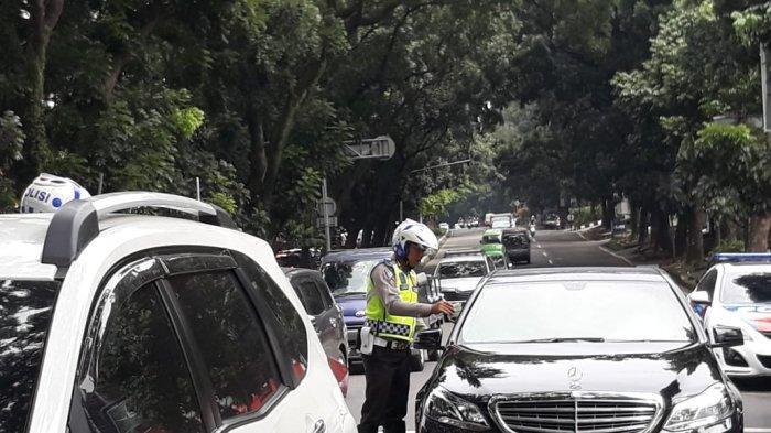 114 Kendaraan Tunggak Pajak Terjaring Razia di Kota Bogor