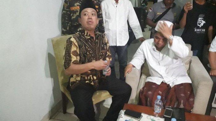 Sebelum ke Rumah Ma'ruf Amin, Nusron Wahid Temui Mahfud MD