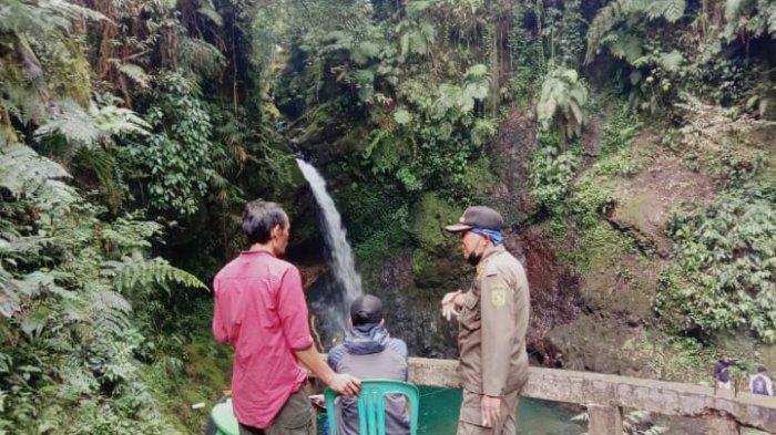 Kronologi Wisawatan Meninggal di Curug Goa Lumut, Pengelola Wisata Diminta Tambah Petugas Pengawas