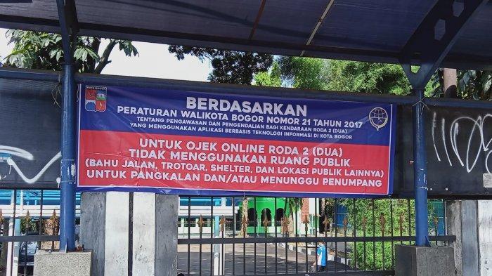 Pengemudi atau driver ojek online dilarang untuk mangkal atau berhenti di 6 area yang telah ditetapkan.
