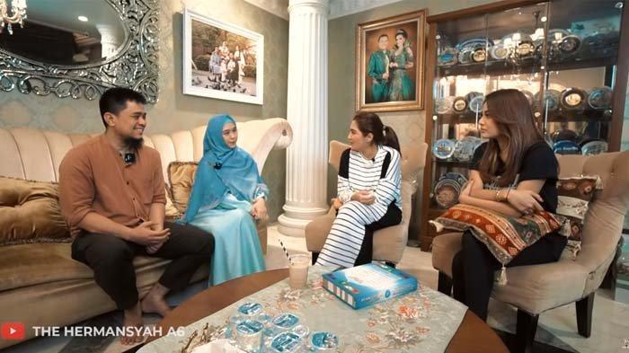 Oki Setiana Dewi Ungkap Alasan Ria Ricis Belum Menikah, Ashanty Syok : Papa Pernah Enggak Setuju ?