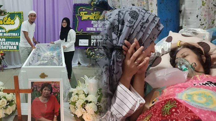 Okie Agustina Foto Terakhir Bareng Sang Ibu Sebelum Tutup Peti, Ungkap Keinginan yang Tak Tercapai