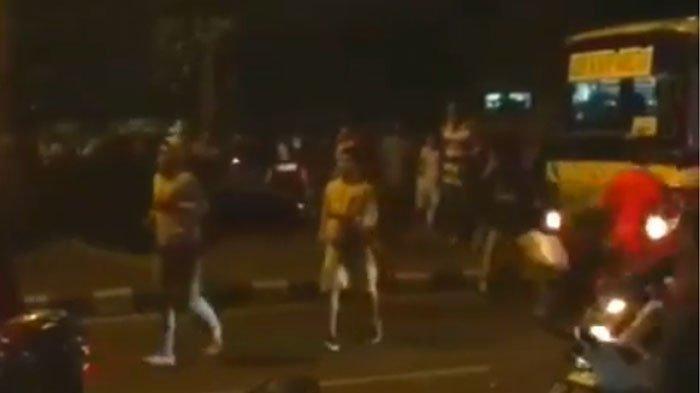 Tawuran saat PSBB, Tiga Remaja di Jakarta Pusat Diamankan Polisi