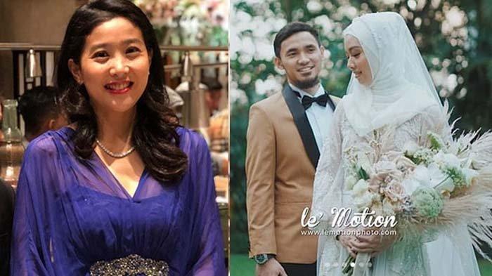Hadir di Penikahan Lindswell Kwok dan Achmad Hulaefi, Olivia Zalianty Ungkap Hal Ganjil
