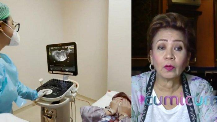Oma Nathalie Holcscher beraksi mendengar kehamilan istri <a href='https://manado.tribunnews.com/tag/sule' title='Sule'>Sule</a>