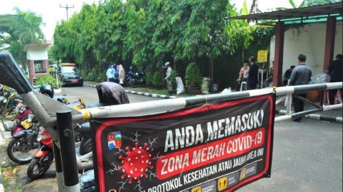 Begini Kondisi Komplek di Bogor Barat yang Puluhan Warganya Terpapar Covid-19