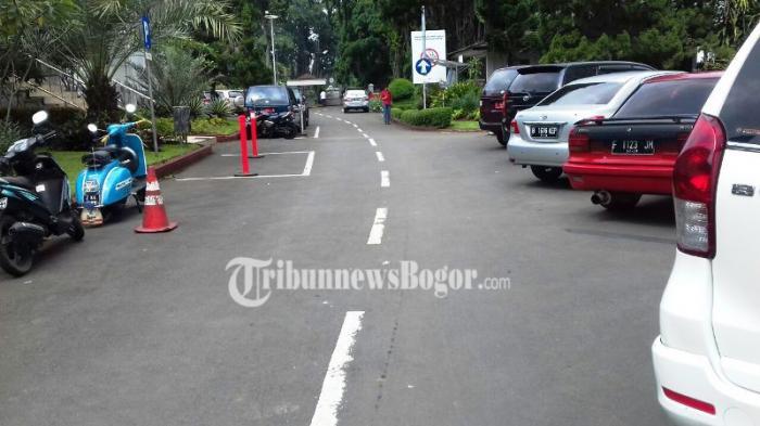 Masih Banyak PNS Kota Bogor yang Bawa Kendaraan Saat One Day No Car