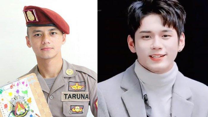 Ada Kembaran Ong Seng Woo 'Wanna One' Di Indonesia Lho, Gak Percaya ? Lihat Foto Nomor 6 !