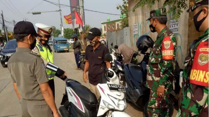 Operasi Ketupat Jaya Pengendara di Bogor Kena Tegur Petugas Gara-gara Berbuat Ini