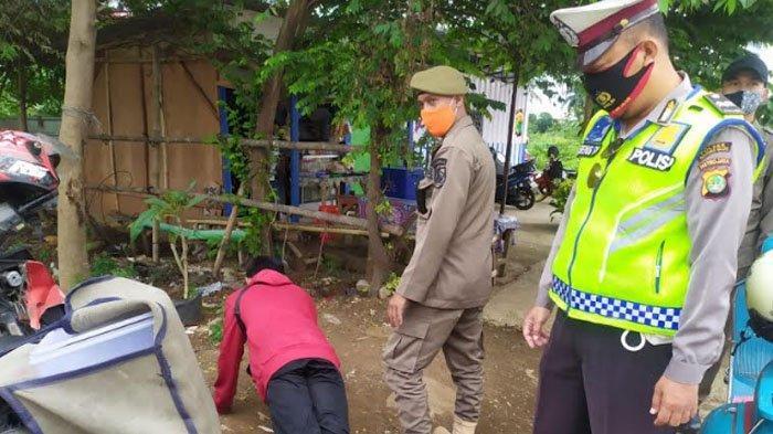 Bandel, 23 Warga Bojonggede Disuruh Push Up Akibat Tak Pakai Masker