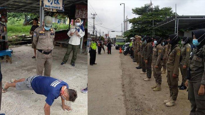 Selama PPKM Tahap I, Kecamatan Bojonggede Jaring 77 Warga Pelanggar Prokes dalam Operasi Yustisi