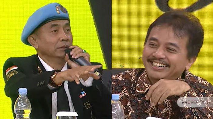 Gara-gara Hal Ini, Rangga Petinggi Sunda Empire Bakal Laporkan Roy Suryo ke Mahkamah Internasional