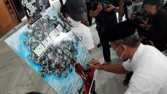 Bogor di Masa Pandemi Dipamerkan dalam Pameran Foto Jurnalistik PFI di Cibinong