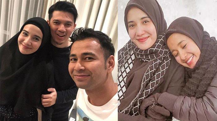 Raffi Ahmad Ungkap Irwansyah Juga Pernah Suka Sama Laudya Cyhthia Bela, Zaskia Sungkar : Parah !