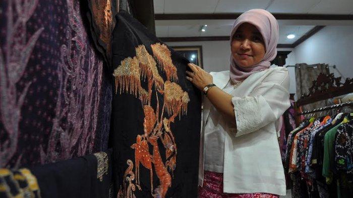 Hari Batik Nasional, Sertifikasi Motif Batik Menjadi Penting Bagi Pengerajin Batik di Bogor