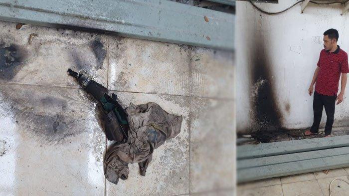 BREAKING NEWS - Lagi Kantor PAC PDIP di Bogor Diteror Bom Molotov, 2 Meledak