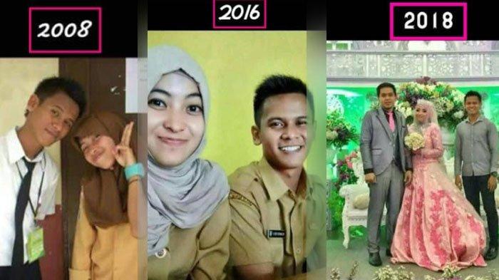 10 Tahun Jagain Jodoh Orang, Kisah Asmara Pria Ini Pacaran Dari 2008 Endingnya Nyesek