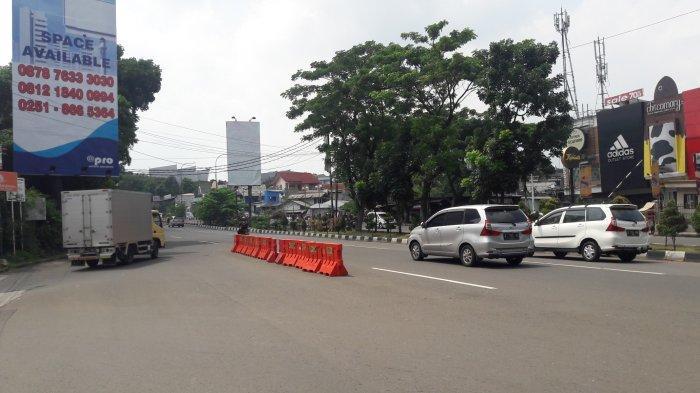 Lali Jalan Raya Pajajaran Lancar ke Arah Tajur Bogor Saat Ini