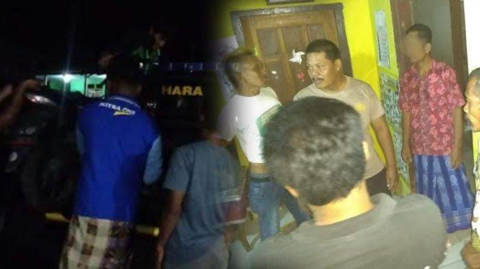 Pak Kades Ngumpet Saat Digerebek di Rumah Staf, Istrinya Lapang Dada : Malah Buat Surat Bermaterai