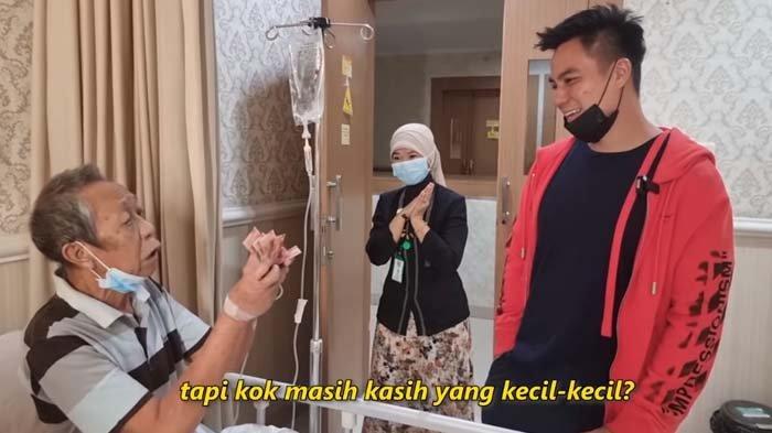 Kasih Pak Ogah Kejutan hingga Duit Segepok, Baim Wong Titip Pesan Mendalam : Sholat Jangan Lupa
