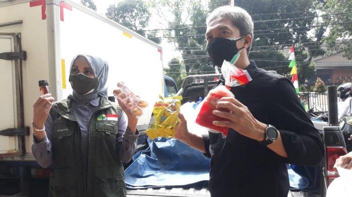 Melalui Jabar Bergerak, 4 Perusahaan Ini Salurkan 1.000 Paket Sembako untuk Warga Kota Bogor
