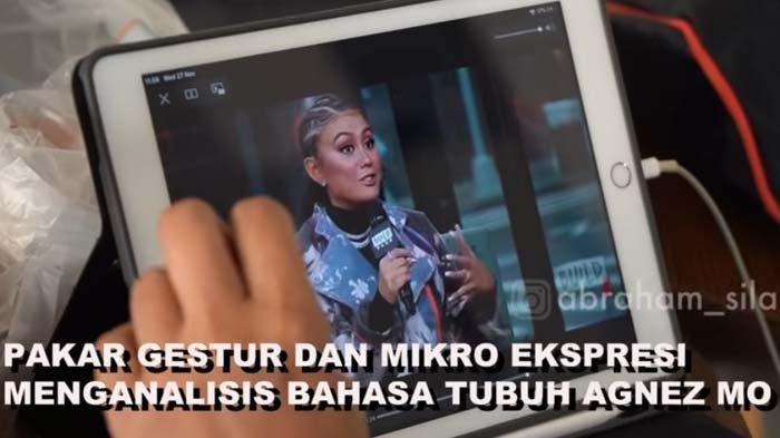 Agnez Mo Kesal Videonya Dipelintir, Pakar Mikro Ekspresi: Tak Ada Niat Merendahkan Indonesia