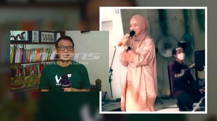 Nissa Sabyan Muncul Lagi di Depan Publik, Pakar Ekspresi Sebut Tak Ada Rasa Malu : Dia Nyaman