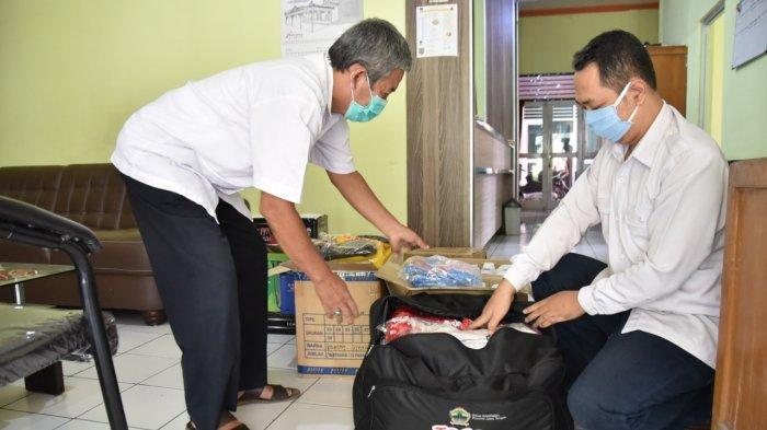 Tangani Virus Corona di Desa, Pemprov Jateng Sebar Ribuan Paket Jogo Tonggo