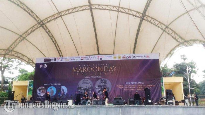 Mahasiswa Komunikasi Universitas Pakuan Gelar Maroon Day, Bara Suara Jadi Bintang Tamu