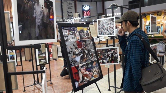 Pameran Foto Jurnalistik Bogor Dalam Bingkai 2020 Tampilkan Karya Jurnalistik yang Kritis dan Jujur
