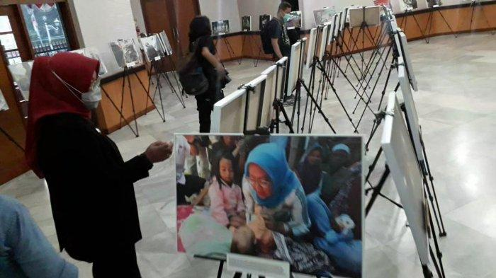 Lihat Pameran Foto Jurnalistik PFI Bogor, Ade Yasin: Mengingatkan Kita Supaya Covid-19 Cepat Berlalu