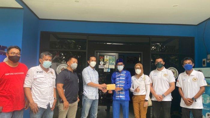 Jelang Konferensi PWI Kota Bogor, Sekjen PAN Eddy Soeparno Beri Dukungan