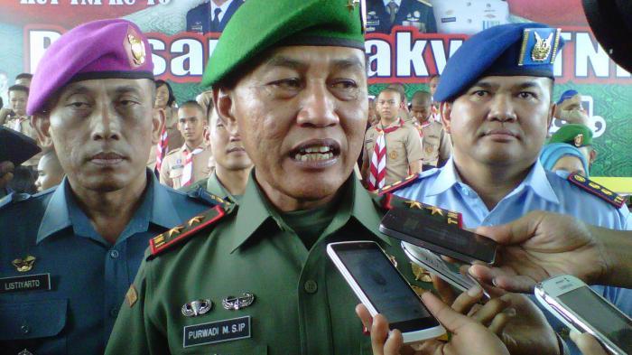 Pangdam II/Sriwijaya: Anggota Intel Kodam III Siliwangi Tidak Koordinasi