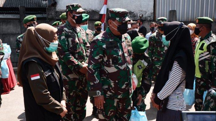 Penanganan Covid-19 di Kota Bogor Dipuji Mayjen Nugroho : Disiplin Terapkan Prokes