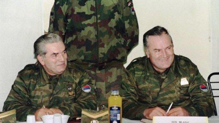Bunuh Ratusan Ribu Orang Muslim, 'Jagal Bosnia' Ratko Mladic Dipenjara Seumur Hidup Tak Bisa Banding