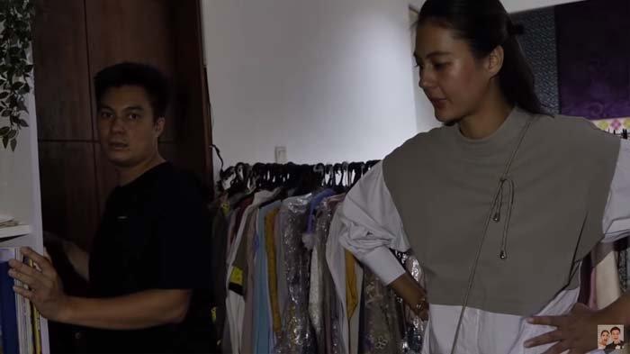 Dibilang Begini oleh Mama Amy, Paula Verhoeven Kesal, Baim Wong : Bilangnya Biasa Aja Padahal Kesal