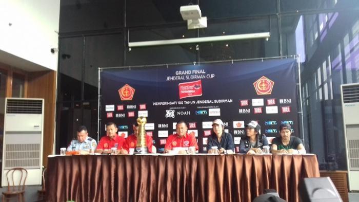 Piala Jenderal Sudirman Bakal Diarak dari Purbalingga ke Jakarta