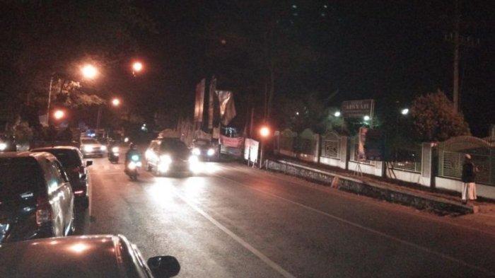 Arus Balik, Polisi Berlakukan Sistem One Way di Jalur Banyumas-Tegal-Brebes Hingga Ratusan KM