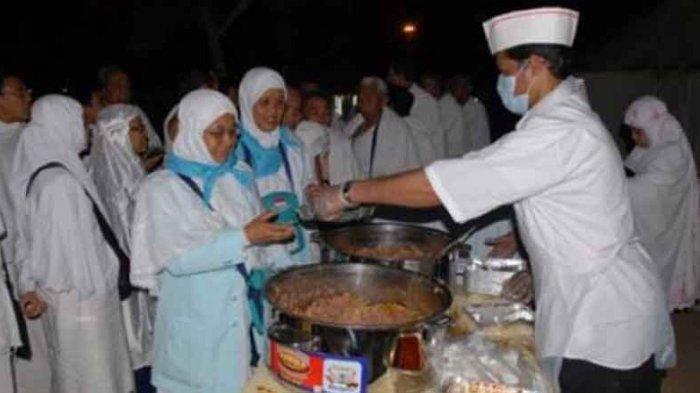 Ibadah Haji 2018 - Jemaah Haji Makan 3 Kali Sehari, Menunya Mulai Semur Daging Hingga Ikan Fillet