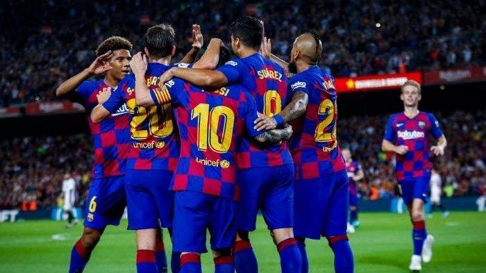 Rekap Liga Spanyol, Real Madrid Gagal Raih Poin Sempurna, Barcelona Pesta Gol