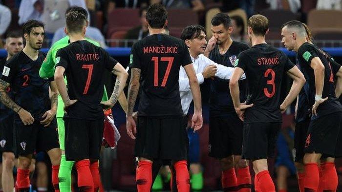 Ini Alasan Banyak Pemain Timnas Kroasia Namanya Berakhiran 'IC', Seperti Modric dan Rakitic