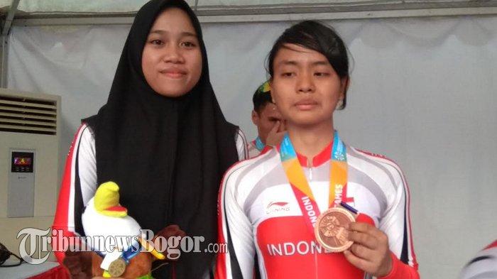 Meski Pendatang Baru, Atlet Paracycling Ini Sabet 2 Medali Sekaligus di Asian Para Games 2018