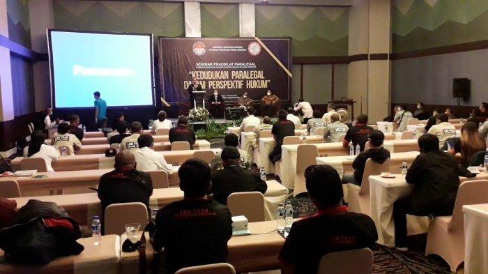 Agar Siap Bantu Penegakan Hukum Bagi Masyarakat Kurang Mampu, Paralegal Dikumpulkan di Kota Bogor