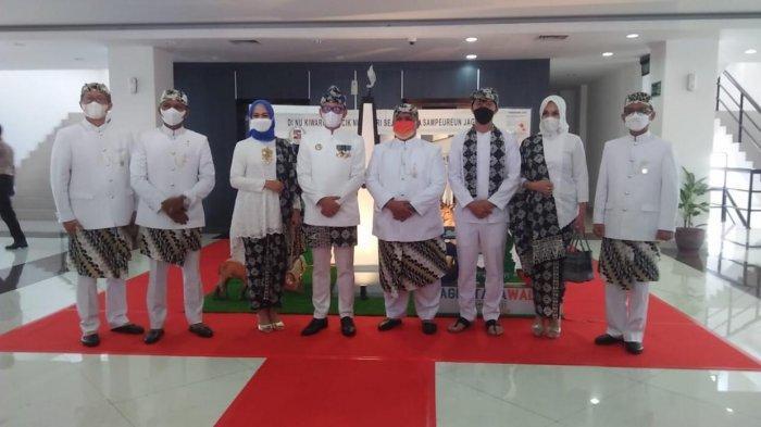 Bima Arya Hadiri Rapat Paripurna Istimewa Hari Jadi Bogor ke-539 di Gedung DPRD Kota Bogor