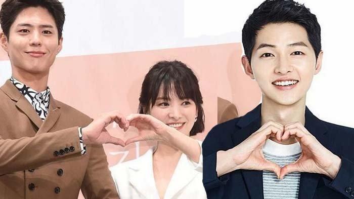 Song Joong Ki Gugat Cerai Song Hye Kyo, Nama Park Bo Gum Ikut Dikait-kaitkan