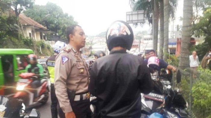 Jangan Parkir Sembarangan di Kota Bogor Jika Tidak Ingin Ditilang