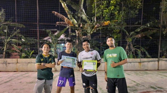 Jaga Soliditas Sesama Anggota, PAS 1973 Lakukan Fun Futsal