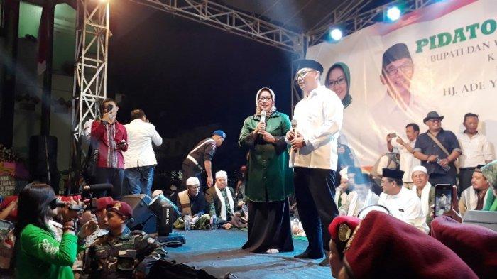 Ade Yasin- Iwan Setiawan Sudah Jalin Komunikasi dengan Wali Kota Bogor Terpilih Untuk Bersinergi